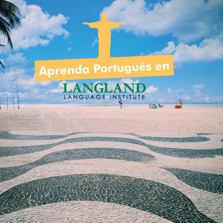 Design Learn Portuguese at Langland